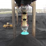 Cascade Coal Stock Pile Chute