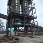 Cascade Vehicle Loading Chutes - Clinker