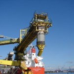 Cascade Potash Chute in Port of Hamburg